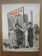 vintage 1989 The Wizard of Oz poster    4286