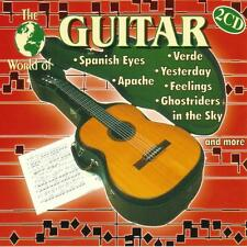 CD La Mundo El Guitarra The World Of Guitarra de Various Artists 2CDs