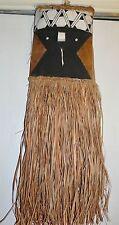 KAMAYURA BRAZIL AMAZON INDIAN MASK - MATO GROSSO, XINGU, BRAZIL