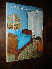 CHAMBRES A COUCHER - Madeleine Fuchs 1968