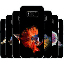 Dessana Bettas TPU Slim Silicone Protection Cover Case Phone Cover for Samsung