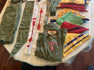 Boy Scout Clothes Whole Box