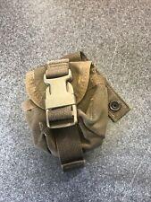 Usmc M-67 Grenade Pouch Coyote Brown Molle Ilbe Filbe Nsn 8465-01-558-5185