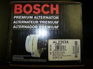 Bosch AL2353X Remanufactured Alternator fits Nissan Altima Axxess Stanza