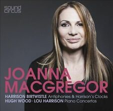 Joanna MacGregor Plays Birtwistle- Wood- Harrison