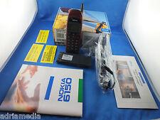 Nokia Handy 6150 NEU ROT RED Autotelefon VW Audi Mercedes Freisprecheinrichtung