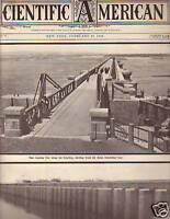 1903 Scientific American February 28 - Nile River Dam