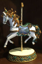 "Hamilton Collections ""Irish Blessings"" Carousel. Lt Ed #3743"