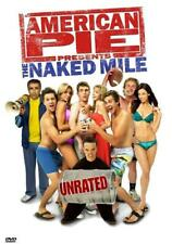 American Pie Presents: The Naked Mile (DVD, 2006, Unrated, Full Screen) NEW