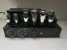 Mid West Sound Equipment 2a3 Tube Amplifier Mic Preamp Working Western Electric