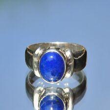 Echtschmuck aus Sterlingsilber mit Lapis Lazuli Ringe