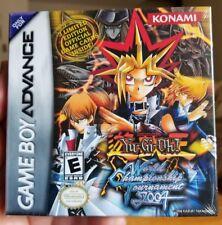 Yu-Gi-Oh! World Championship Tournament 2004 (Game Boy Advance)...NeW! W/ cards