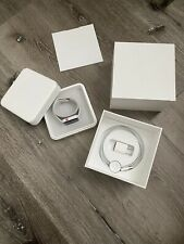 Apple Watch Edition 42mm White Ceramic Case with Soft White/Pebble Sport Band...