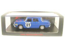 Renault 8 Gordini No.89 Rally Monte Carlo 1969 (J L.Therier - M.Callewaert)