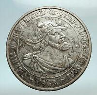 1968 PORTUGAL Silver 50 Escudos Coin w PORTUGUESE Pedro Alvares Cabral i79543