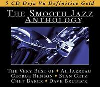 THE SMOOTH JAZZ ANTHOLOGY - VARIOUS ARTISTS [CD]