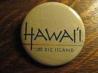 Hawai'i Hawaii The Big Island Aloha Travel Advertisement Pocket Lipstick Mirror