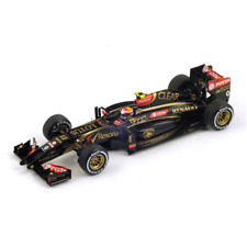 LOTUS E22 P.MALDONADO 2014 N.13 RETIRED MALAYSIAN GP 1:43 Spark Model Formula 1