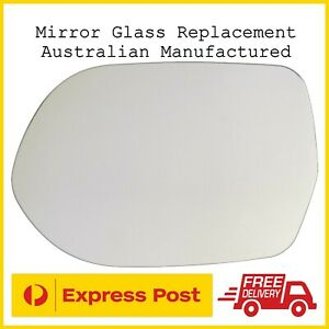 Holden Epica EP 2007-2011 Left Passengers Side Mirror Glass Replacement