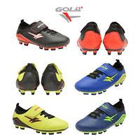 Infants Gola Ativo 5 Apex Blade Football Boots Juniors Sport Soccer Trainers