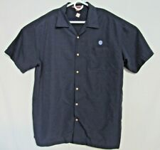 Volkswagen Embroidered Harriton Button up Men's Extra Large XL Shirt