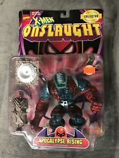 X-Men Onslaught Apocalypse Rising Action Figure Marvel Collector Edition Mj