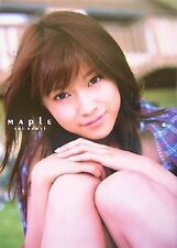 Eri Kamei Morniung Musume 'MAPLE' Photo Collection Book w/DVD