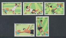 Cambodia - 1993 World Cup Football set - F/U - SG 1317/21