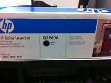 TONER ORIGINALE HP q3960a 122a PER HP COLOR LASERJET 2550 2550l 2550ln NUOVO B