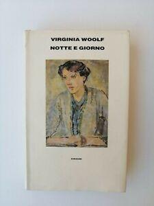 Virginia Woolf - Notte e giorno - Einaudi 1995 10° Ed.