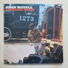 John Mayall mirar atrás Reino Unido 1st prensa Vinilo Lp Estéreo en manga GATEFOLD EX +