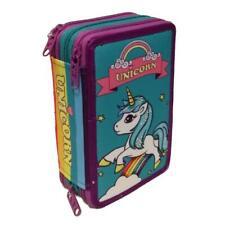 Unicorno Astuccio 3 zip Completo 71879