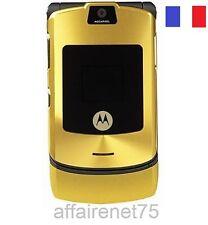 Téléphone Portable Motorola Razr V3 Neuf Débloqué