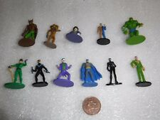 11 x DC Comics Batman Display Action Figures Bundle Collection ,Joker , Catwoman