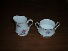 Princess House Hammersly Fine Bone China by Spode Cream & Sugar Set