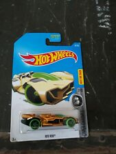 Hot Wheels Super Chromes 7/10 REV ROD Gold Green Vehicle BEST FOR TRACK 7/10 NEW