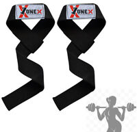 Aerobic Weight Lifting Training Gym Straps Hand Bar Wrist Support Gloves Wraps