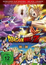 DRAGONBALL Z - THE MOVIE: KAMPF DER GÖTTER  DVD NEU MASAHIRO HOSODA/+