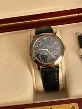 Patek Philippe Complicated Ref 5055G white gold, year 2000, like new