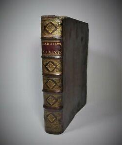 Jean CABASSUT Droit canonique JURIS CANONICI THEORIA ET PRAXIS 1709 Lyon In-4°