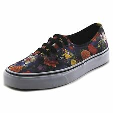 Vans AUTHENTIC Galaxy/Floral Girls Shoes 10.5