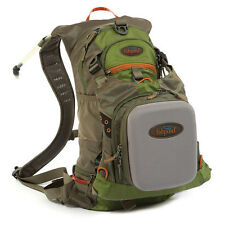 NEW FISHPOND OXBOW FLY FISHING BACKPACK WITH CHESTPACK FREE U.S. SHIPPING