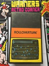 CBS Colecovision Adam  Retro gaming Game Rolloverture Cart And Manual Only