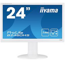 iiyama ProLite B2480hs 24 Zoll Monitor weiß