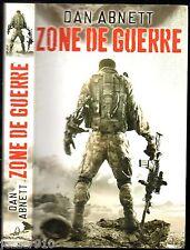 DAN ABNETT ¤ ZONE DE GUERRE ¤ EO 2011 ECLIPSE