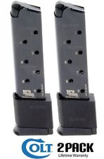 2 PACK ProMag COLT 1911 Full Size 45 ACP Pistol Magazine COL04 10rd Extended Mag