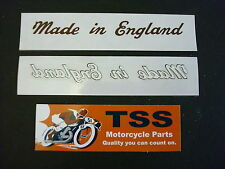 60-0061 TRIUMPH MADE IN ENGLAND WATERSLIDE DECAL 99-3509