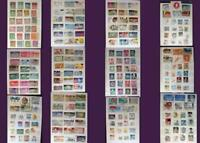 Just A Great Old & All Different Stamp Collection From United States, Free Post