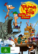 Phineas and Ferb: Volume 2 - The Daze of Summer * NEW DVD * (Region 4 Australia)