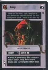 Star Wars CCG A New Hope Limited BB Dianoga
